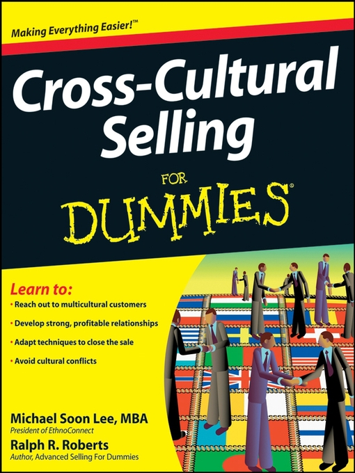 Title details for Cross-Cultural Selling For Dummies® by Michael Soon Lee - Available